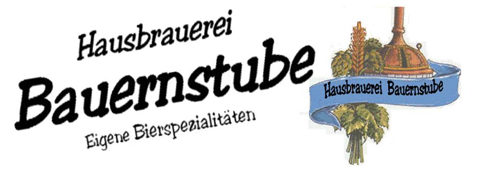 Bauernstube Wölfersheimer Hausbrauerei